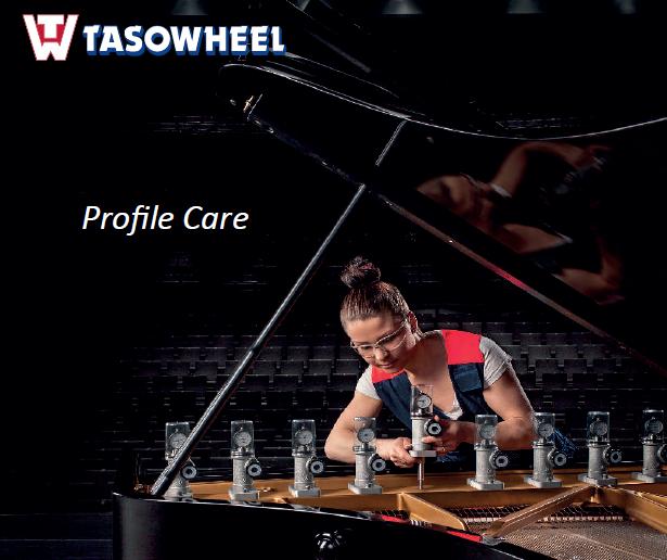 Tasowheel Profile Care and Cases